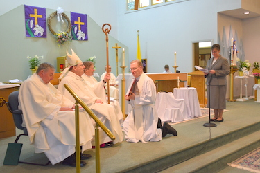 Sister Ann Boyle Professes Perpetual Vows in the Sisters of Our Lady