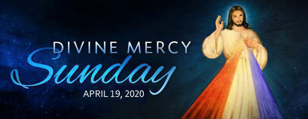 Divine Mercy Sunday Celebrations - 2020 | Diocese of Portland