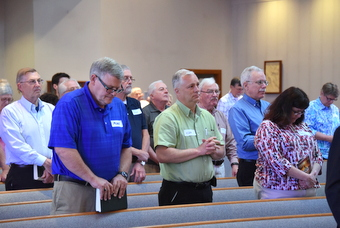 Prison Ministry Conference Draws Participants from Around