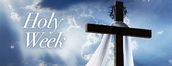 Holy Week 2018 Diocese Of Portland