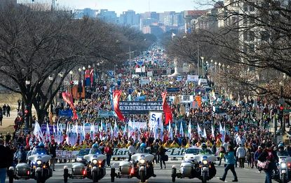 Image result for 2016 March for life pictures