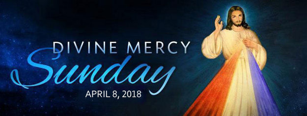 Image result for divine mercy sunday 2018